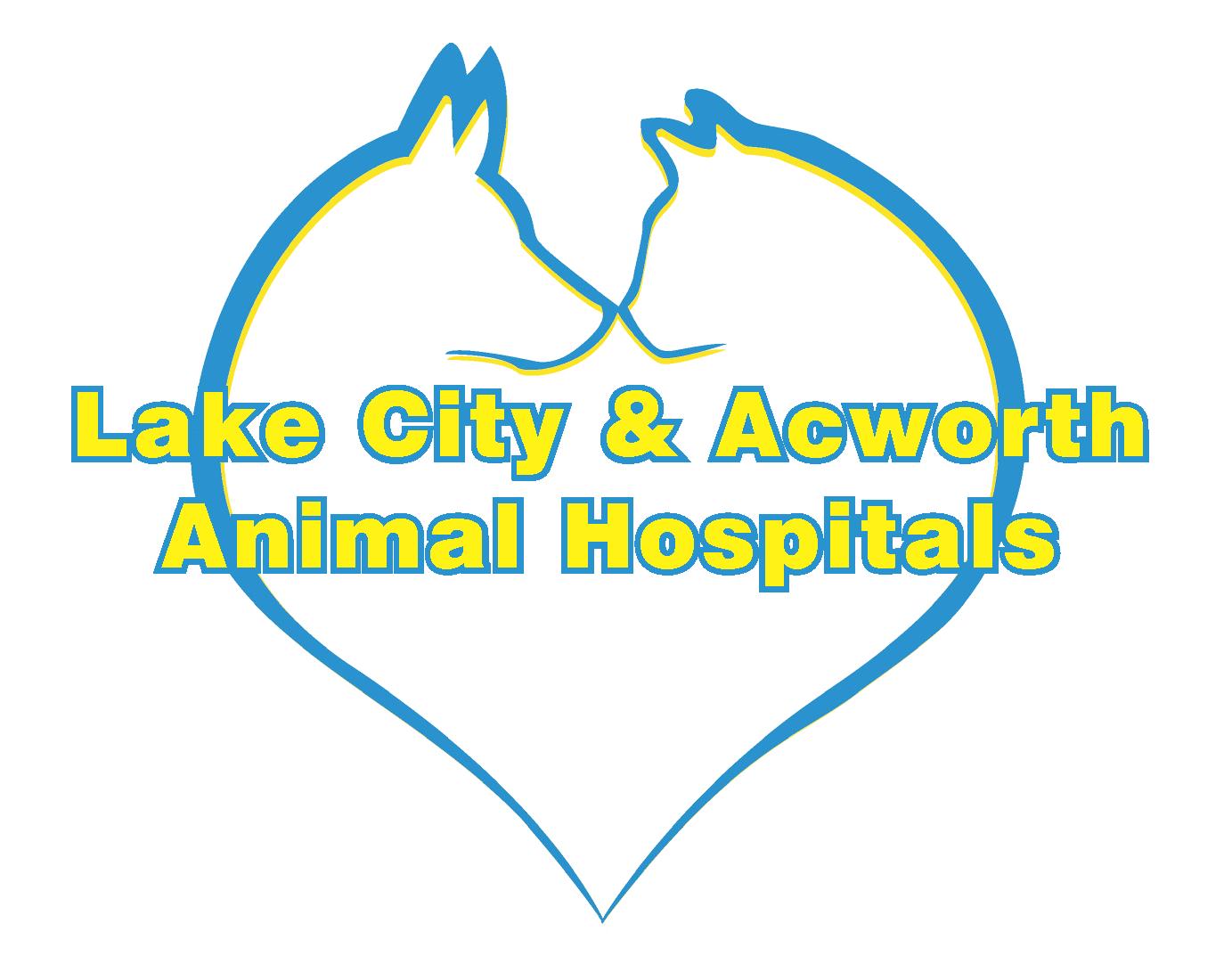 Lake City and Acworth Blue heart