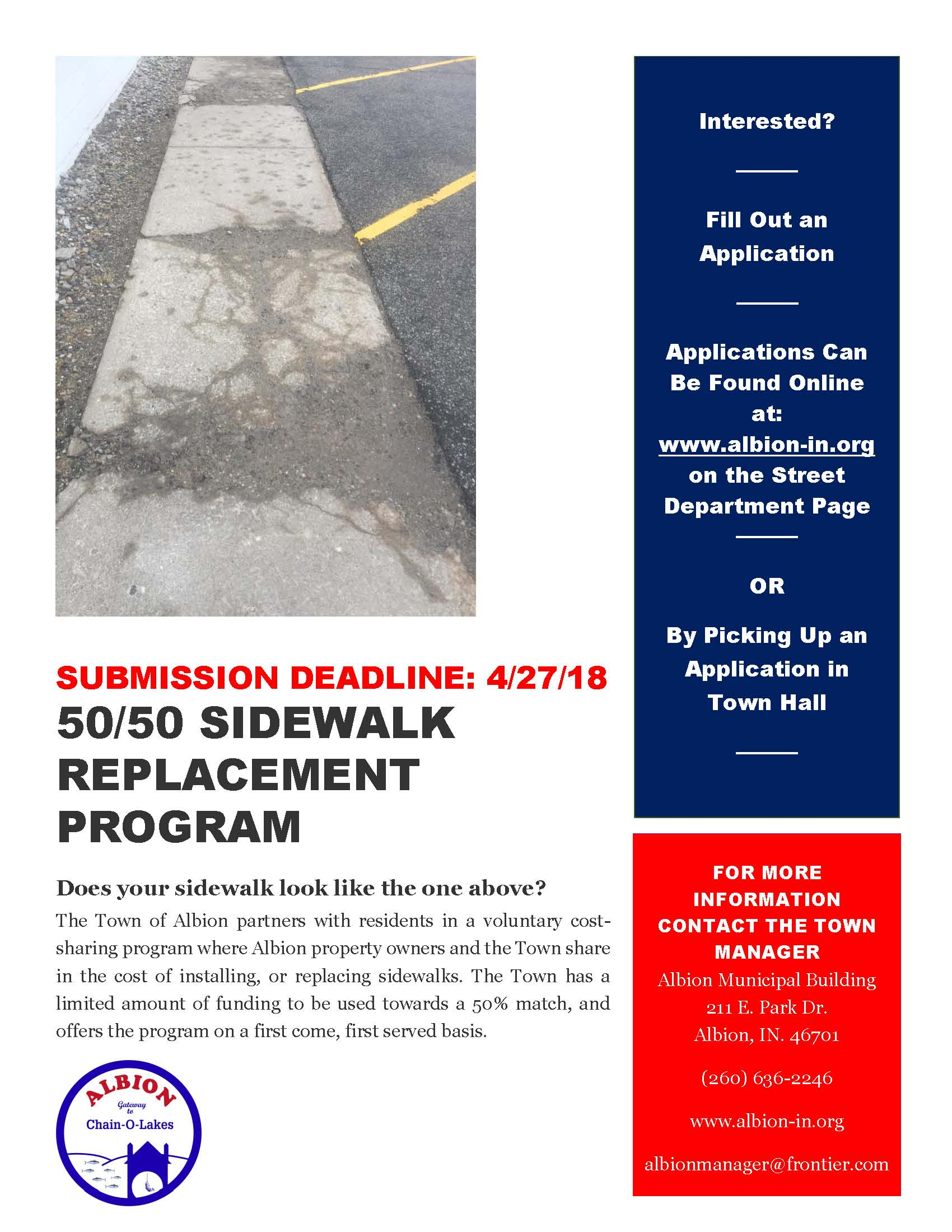 50_50 Sidewalk Program Flyer