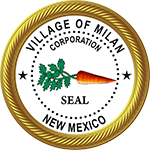 Village of Milan Logo