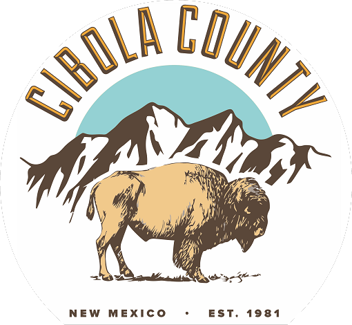 Logo for Cibola County, New Mexico