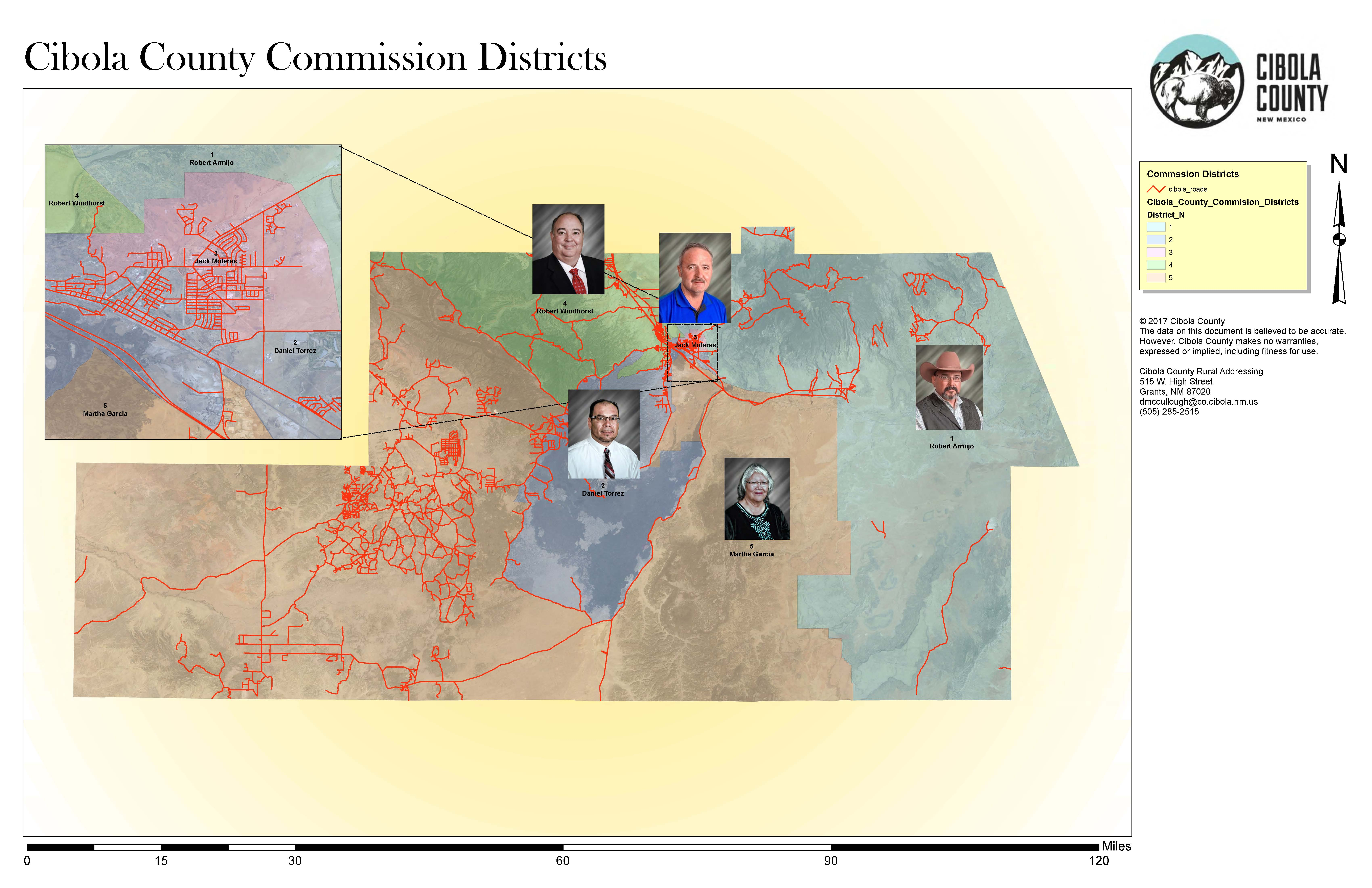 2017 County Commissioners