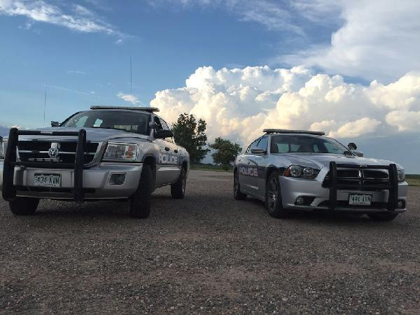 patrol vehicles clouds