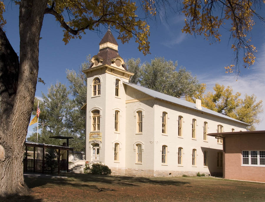 Santa-Fe-Trail-Museum-Springer-NM-Nov-2009-01