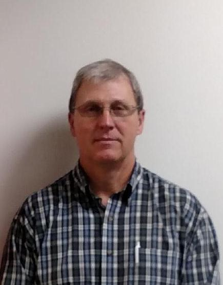 CARL MILLER , RMACarl began his duties with the Ellsworth County