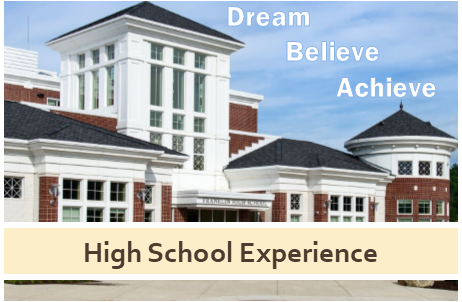 High School Experience Link to Registration Page