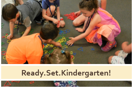 Ready.Set.Kindergarten link to registration