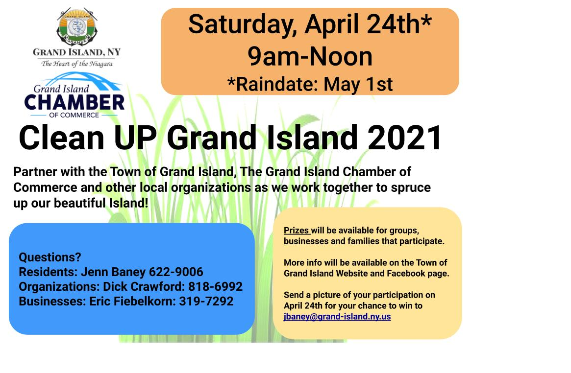 Clean UP Grand Island 2021 correted