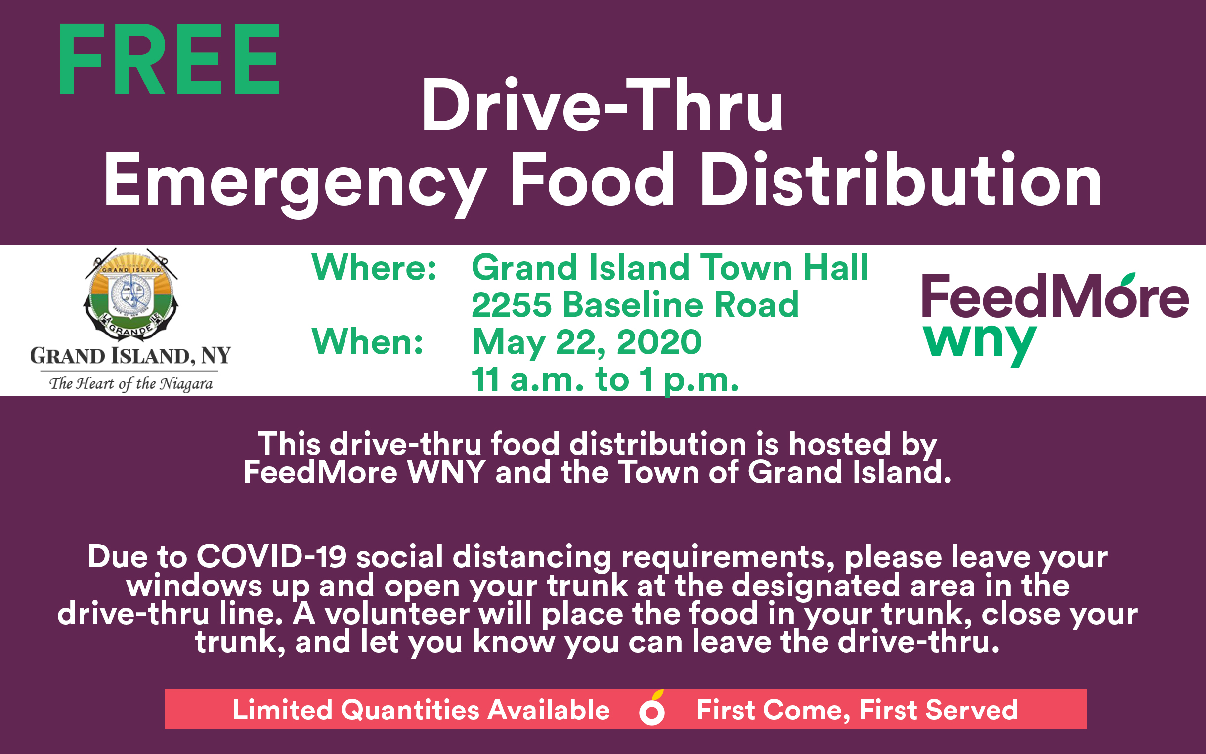 family food distribution