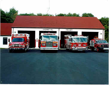 Scituate VolunteerFire amp Rescue Departments RI Fire Chief s ...