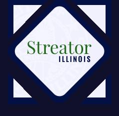 Streator Illinois Map.City Of Streator Il