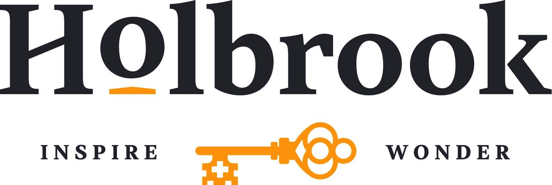 Holbrook Inspire Wonder Logo