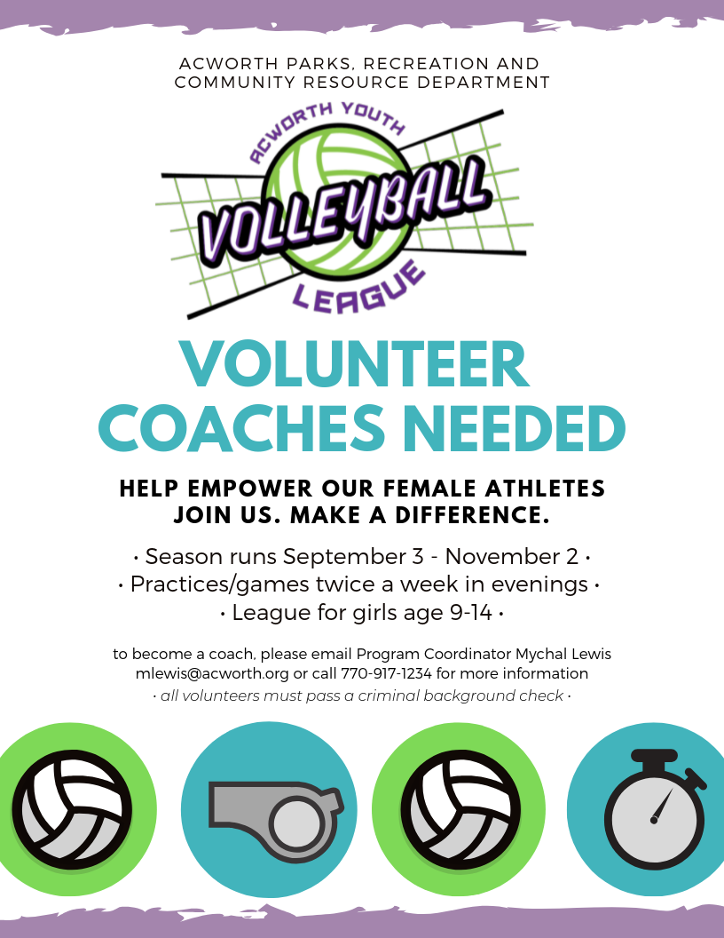 Acworth Youth Volleyball