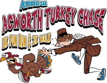 Turkey Chase Logo