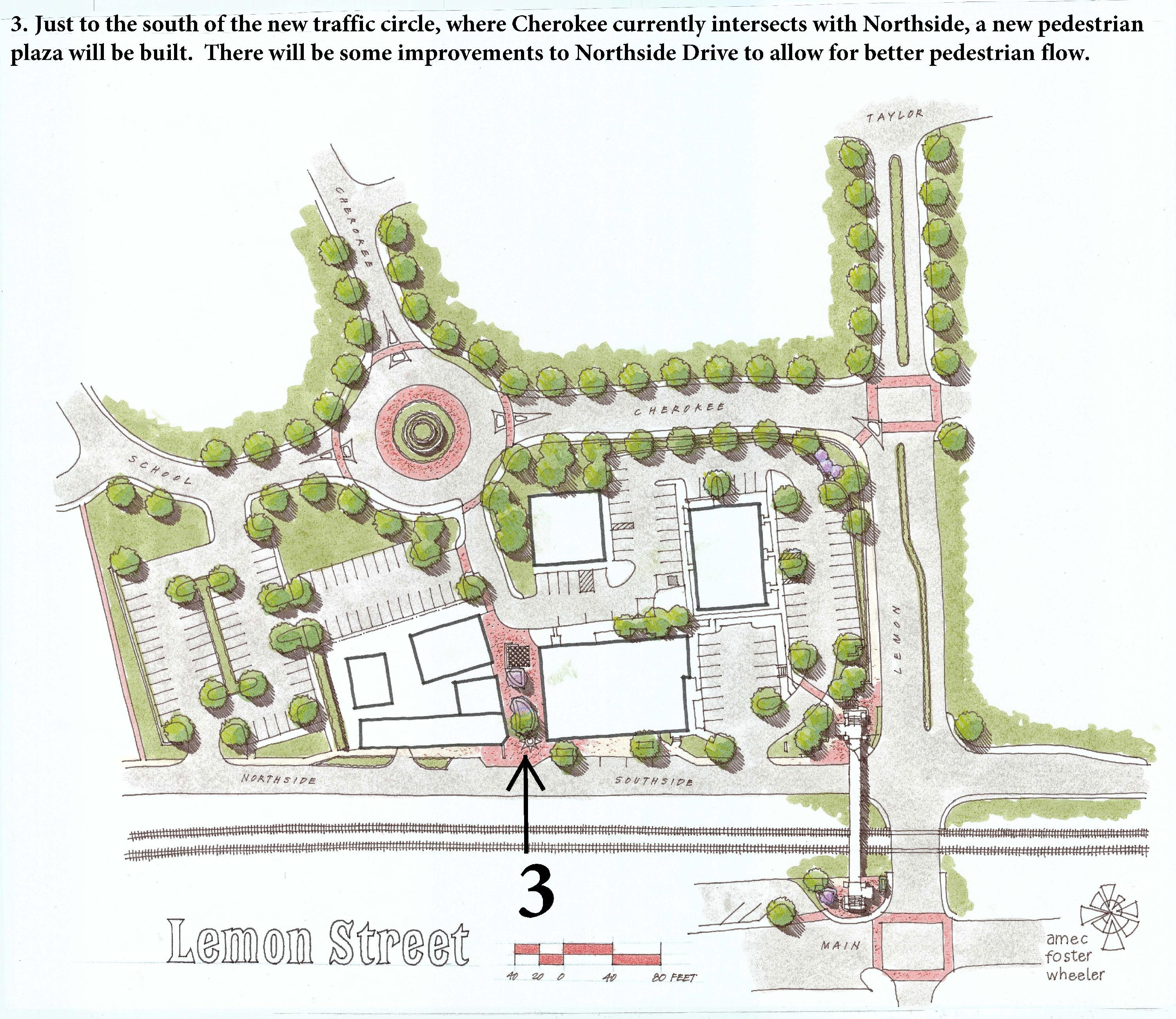 Lemon Street Site Plan 3