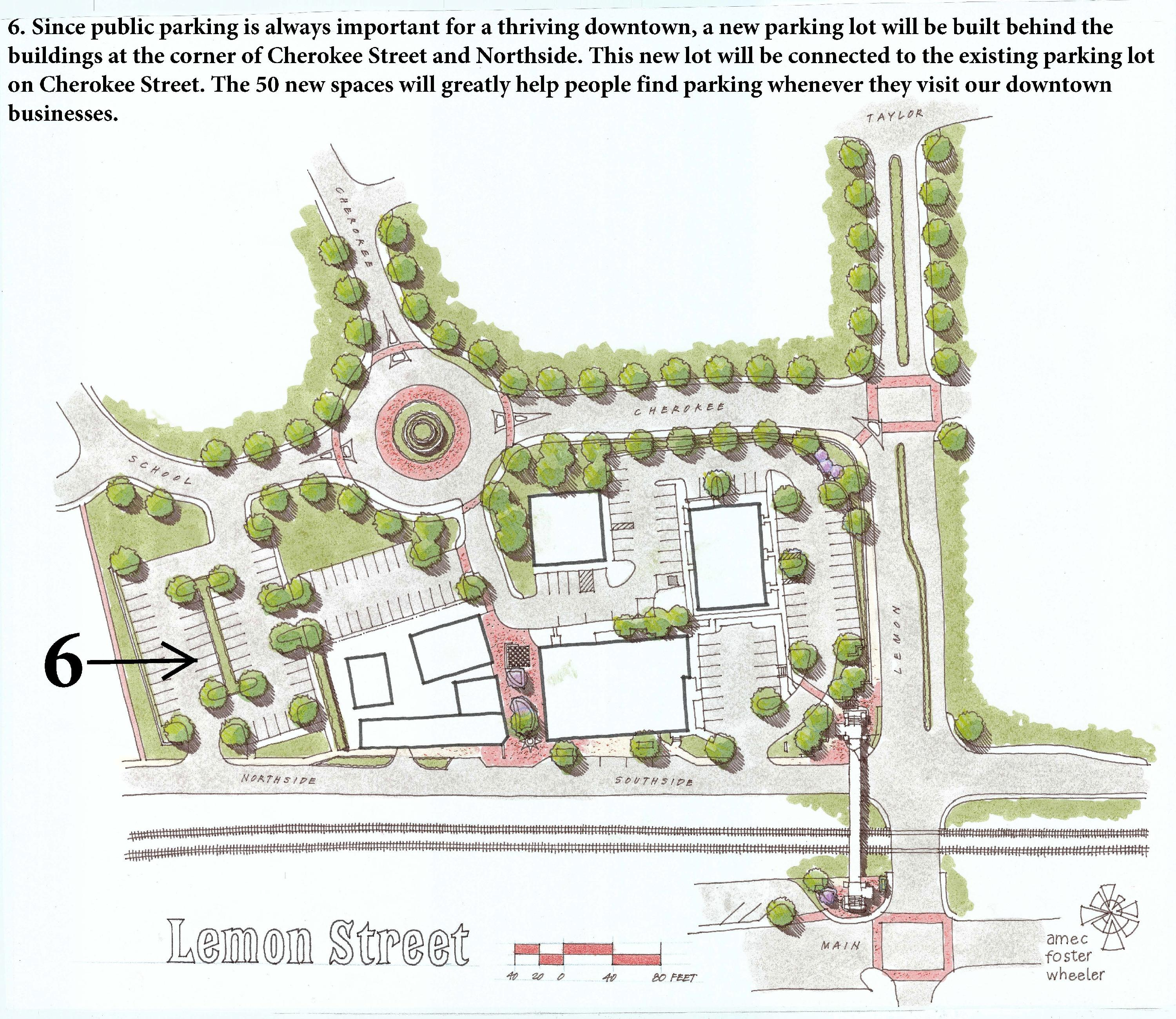 Lemon Street Site Plan 6