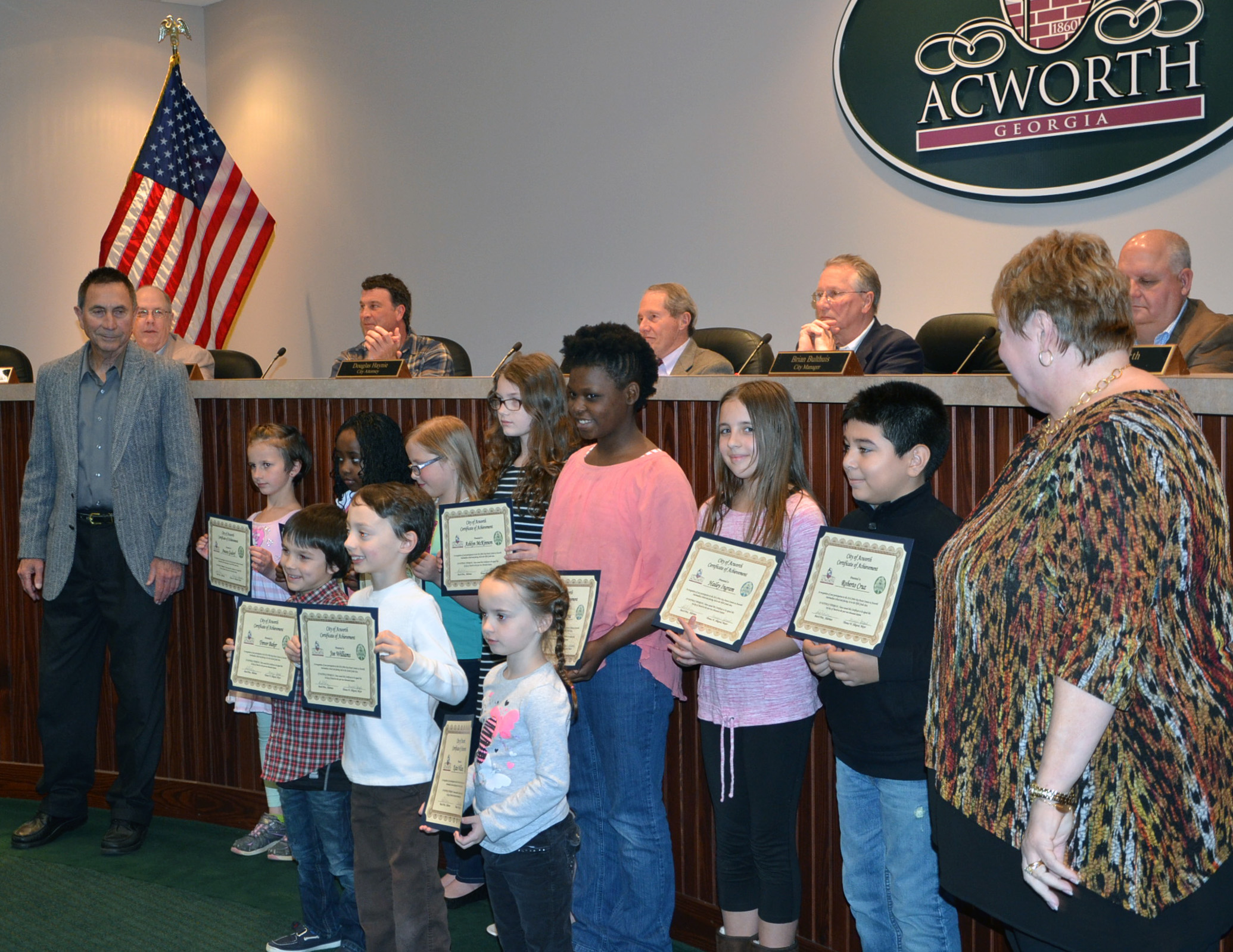 Arbor Day Proclamation 3
