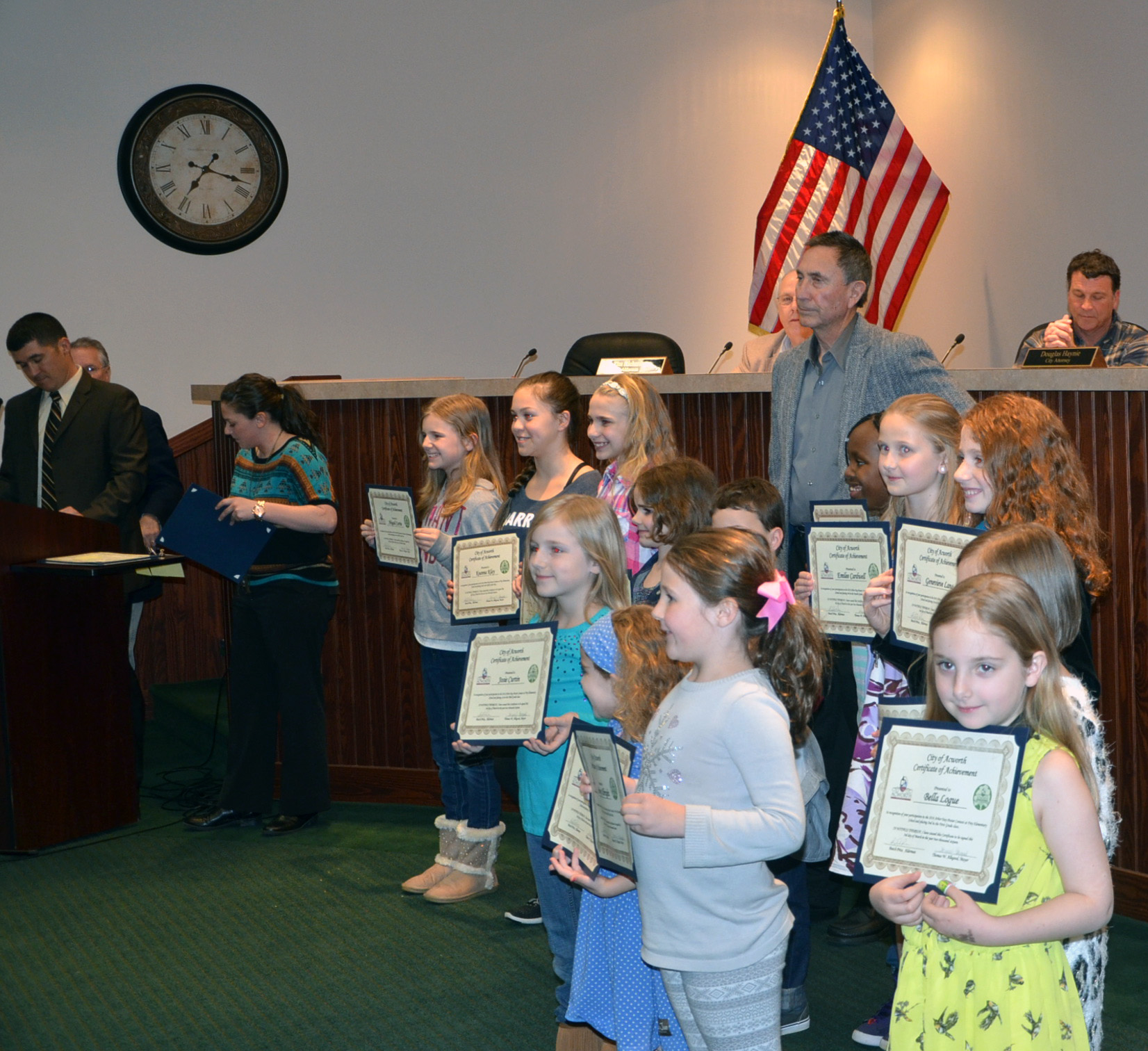 Arbor Day Proclamation 4