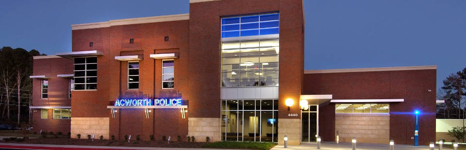 March 14th Work session at Acworth PD