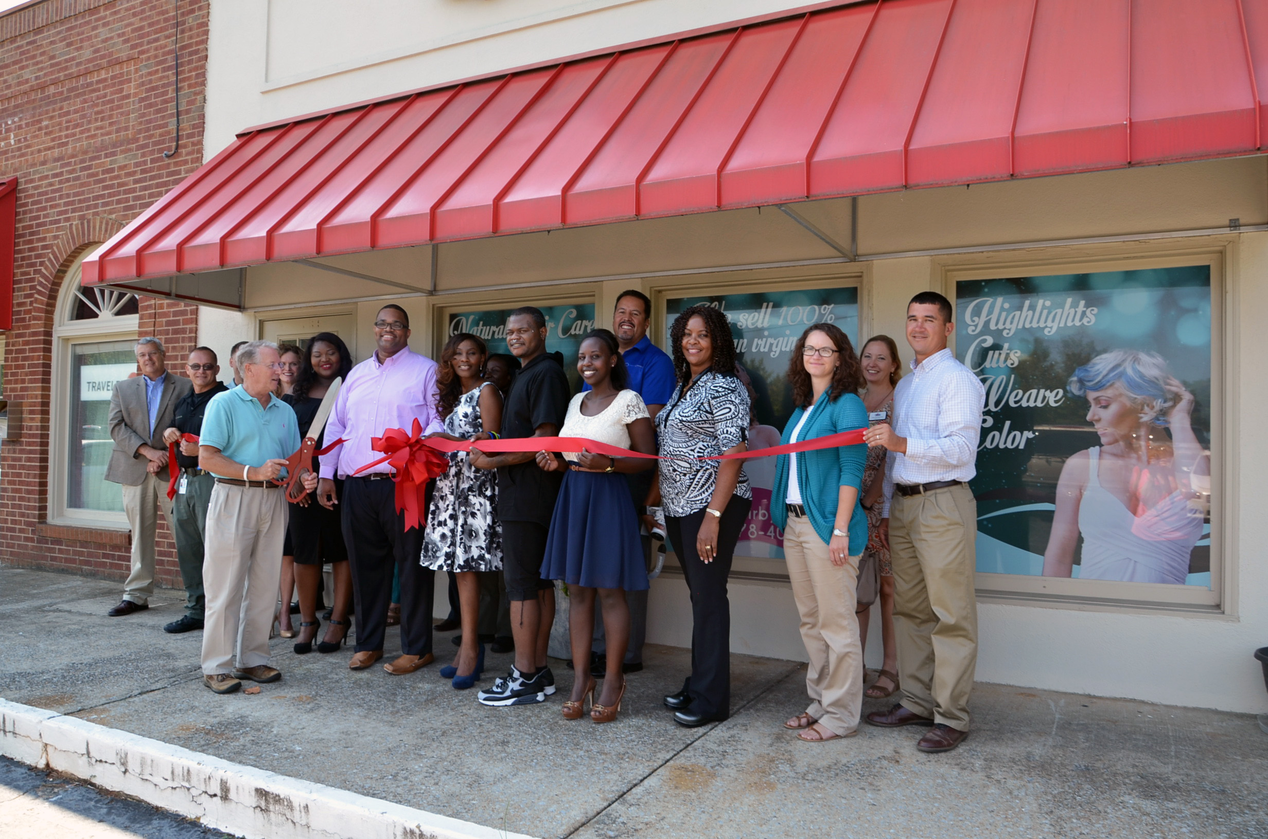 Photo 1 Hair by Sila Ribbon Cutting