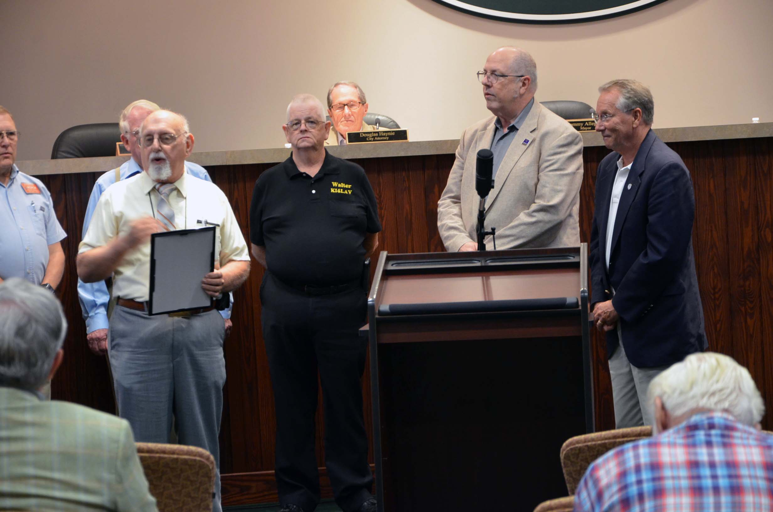 Recognition of Amateur Radio Appreciation Week 4