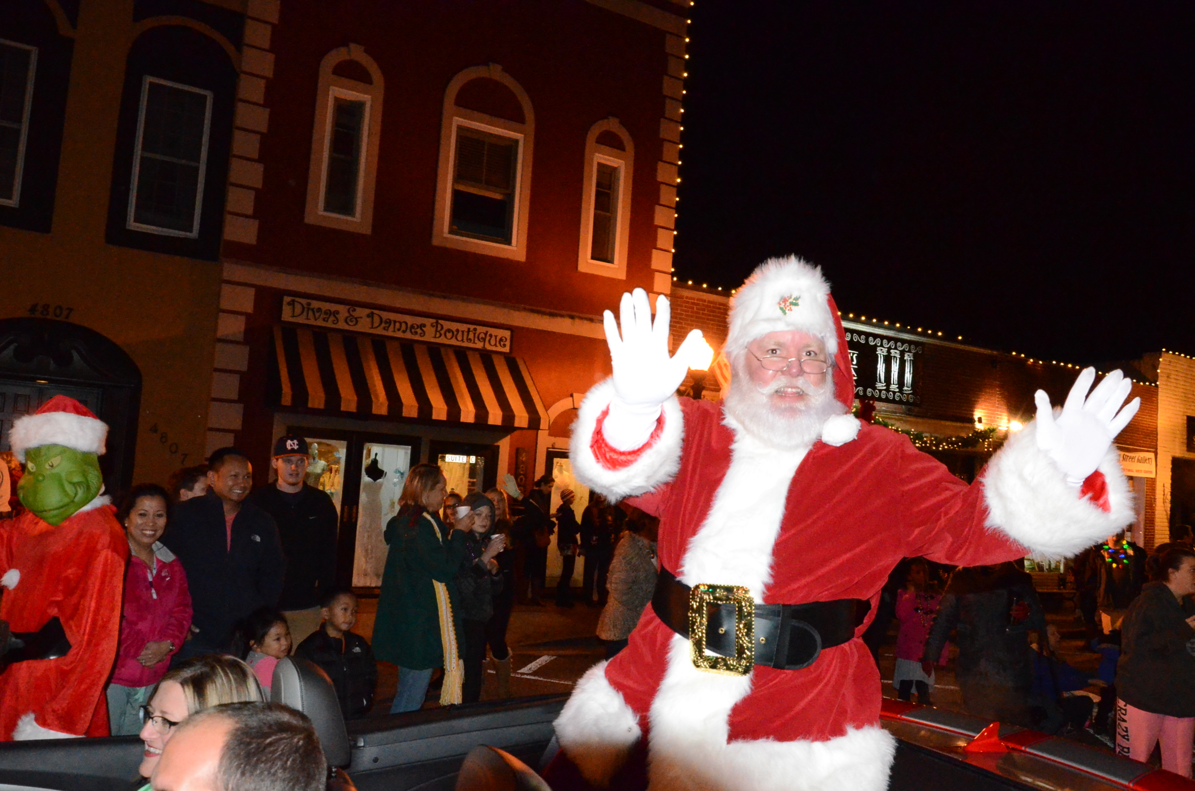 Santa Arrived in Acworth2