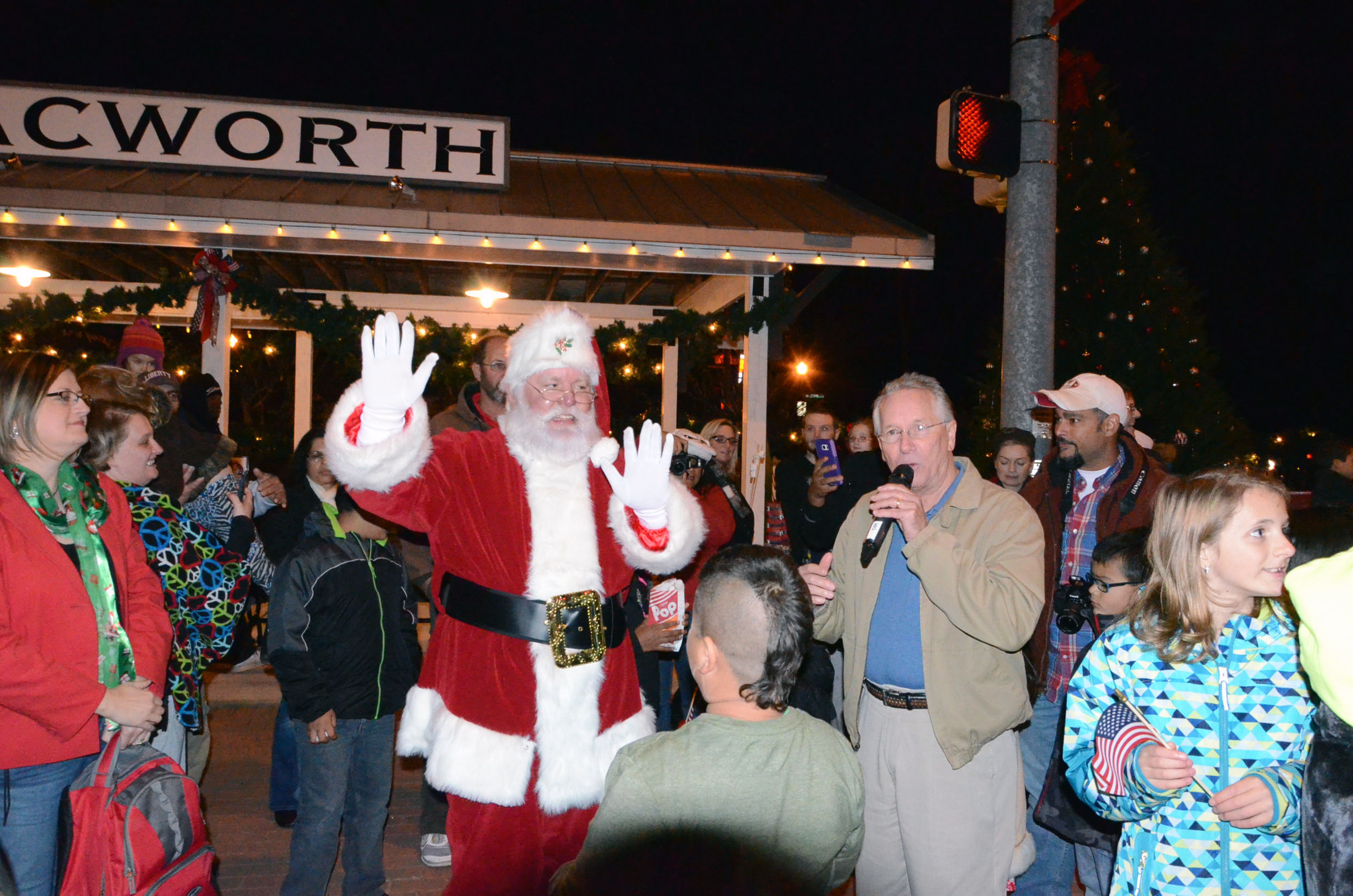 Santa Arrived in Acworth3
