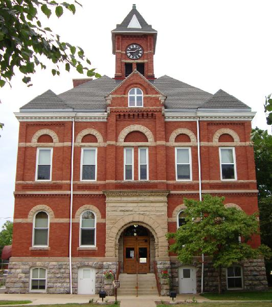 Barry County Courthouse