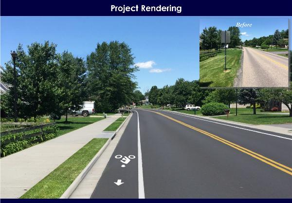 Project Rendering - Dry River Rd