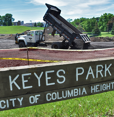 Keyes Construction Web