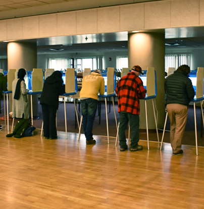 Election Day Voters Web