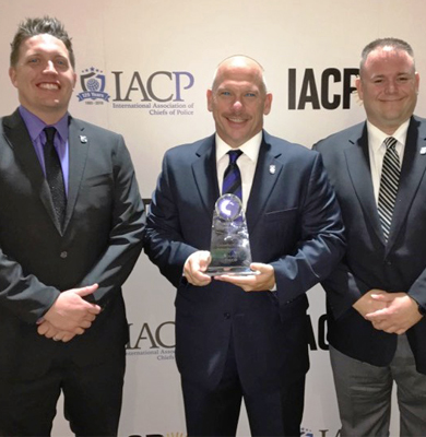 IACP Award Web