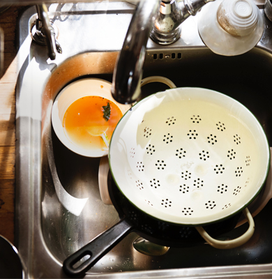 dishes web