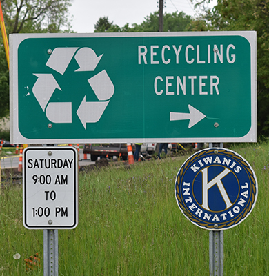 Recycling-Center-Website