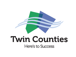 Twin Counties Logo