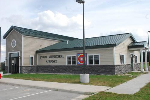 Evart Airport