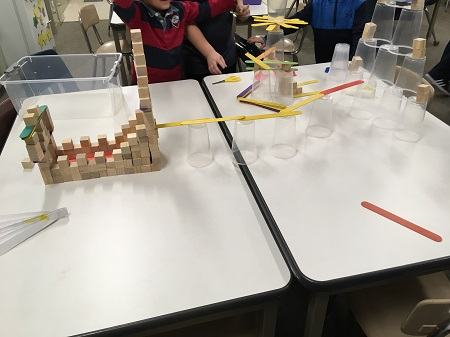 Keller STEAM Tower Challenge