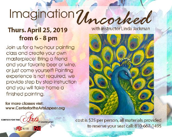 April 2019 Uncorked