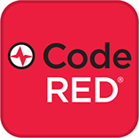 red-code image