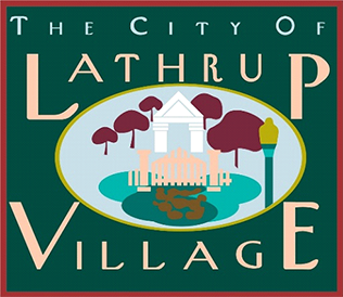 Lathrup Village MI Web Site and City Services