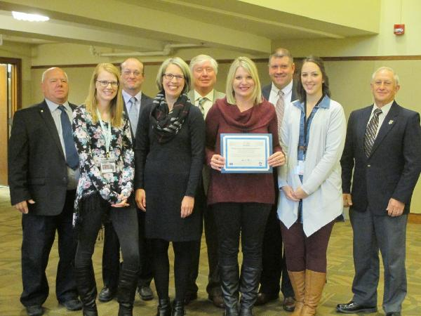 Breastfeeding Friendly Recognition Award
