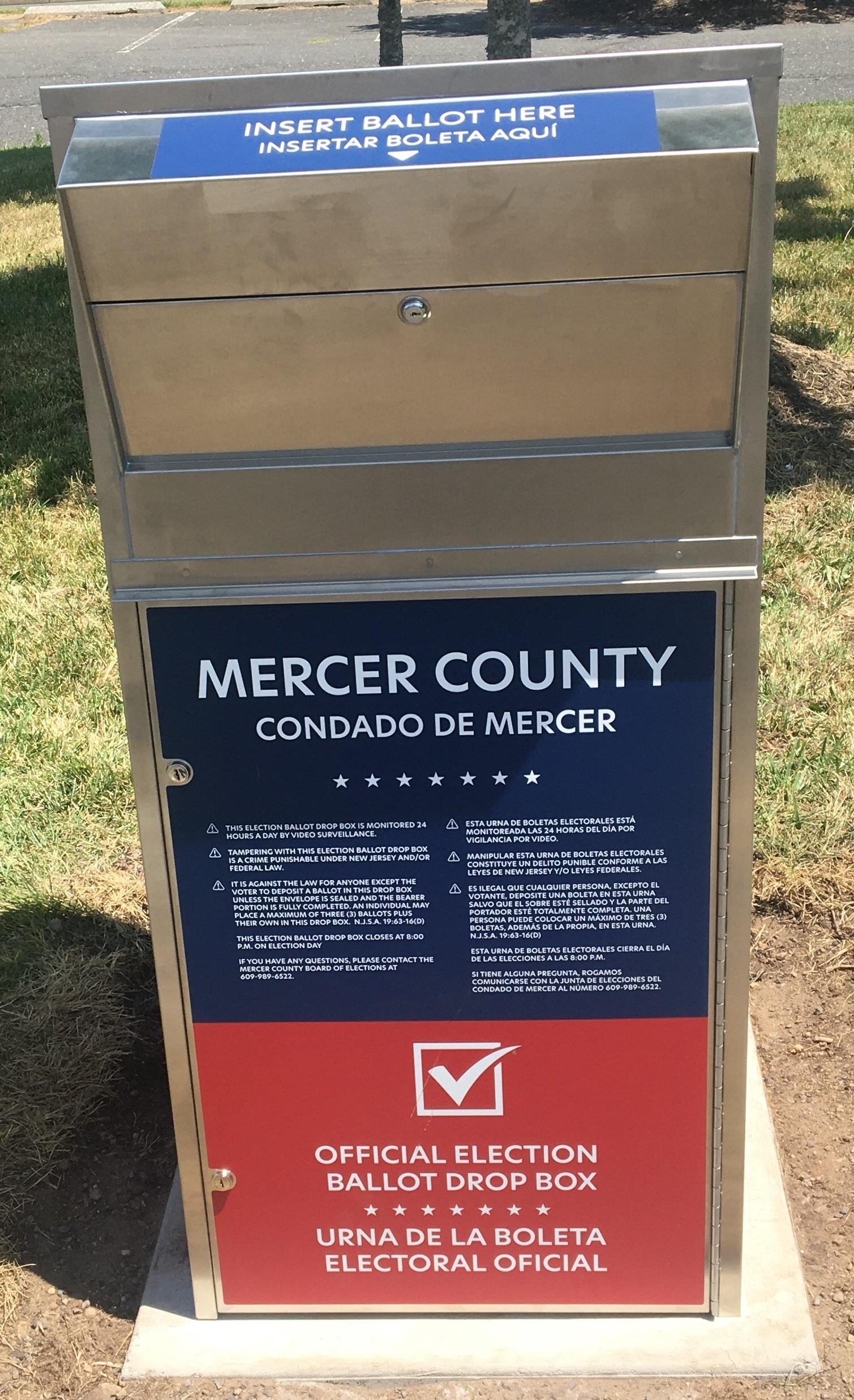 Mercer Mail In Drop Box (2)
