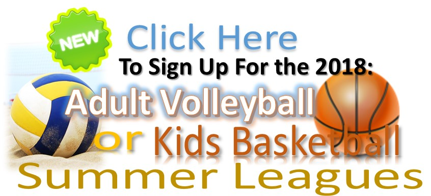 sign up for summer leagues