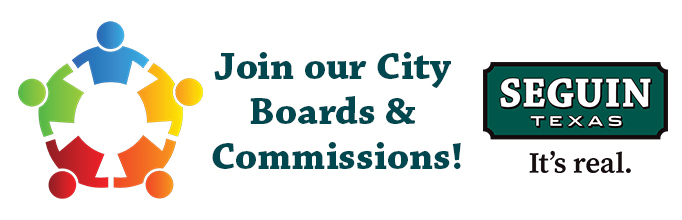 City Boards & Commissions