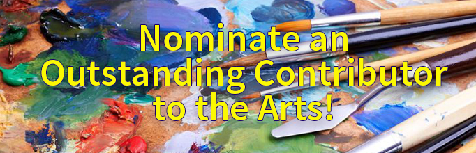 Contributor to the Arts Nomination