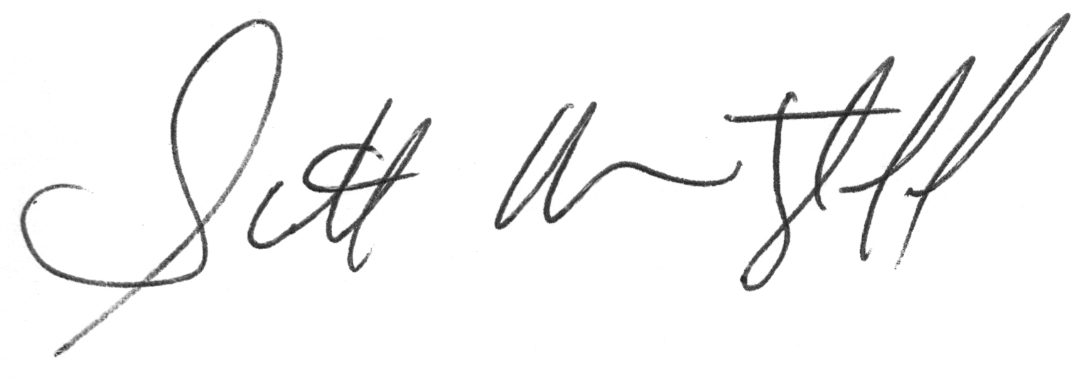scott martzloff signatures