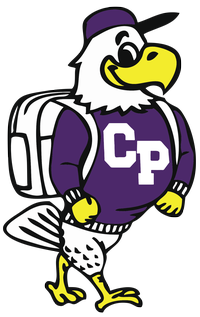 3CP Eagle with backpack LOGO